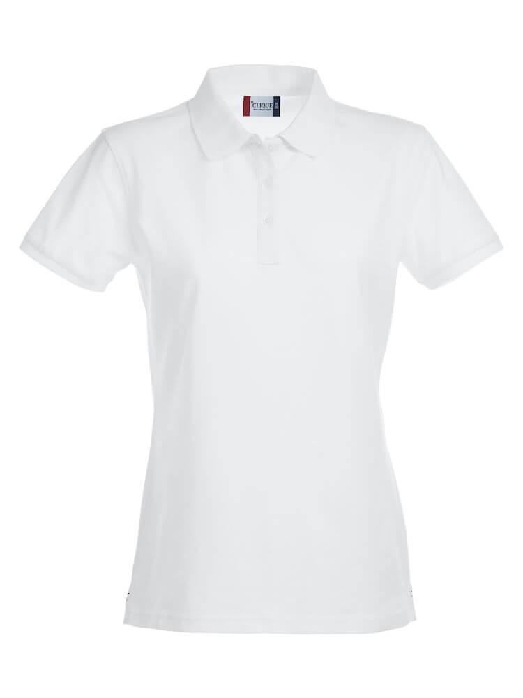Clique Premium Polo Naisten Pikeepaita